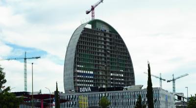 BBVA La Vela building