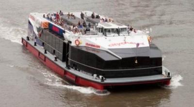City Cruise Catamaran Millenium Diamond