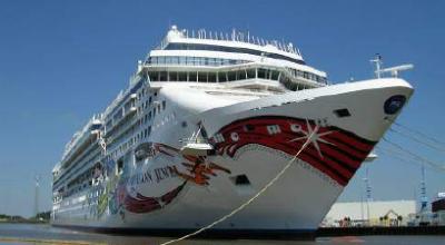 """Cruise Ship """"Norwegian Jewel"""""""