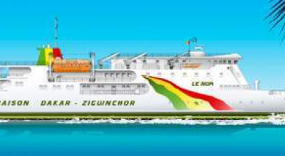 75–M–Ropax ferry