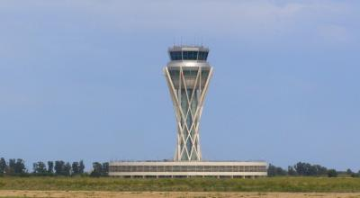 Control Tower El Dorado International Airport
