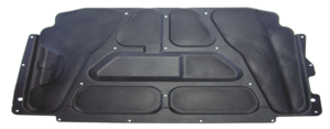 ISOVER car insulation piece