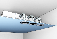 ISOVER flexible ducts