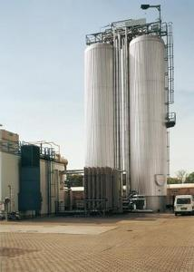 Industry cryogenic storage