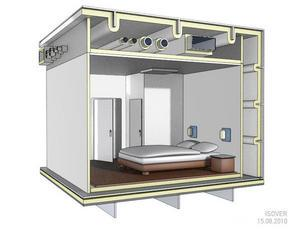 OEM Marine constructions Cabin profile