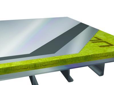 Steel Floating Floor
