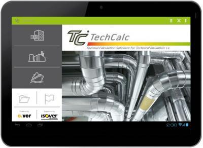 TechCalc Software de Cálculo Térmico