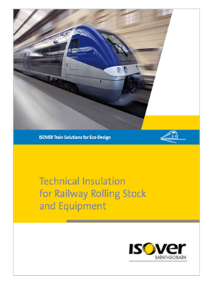 Technical Insulation for Railway Rolling Stock and Equipment