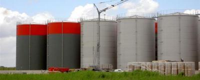 Tankterminal Kampen