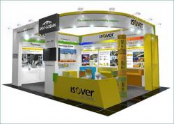 Stand ISOVER en Gastech Korea