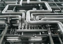 Industry process equipment heat exchanger