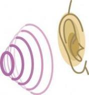 Ondas sonoras en el oído