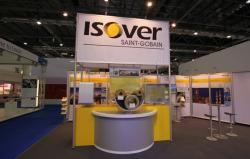 Stand ISOVER Gastech 2012