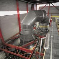 ISOVER insulation for industry boilers tops