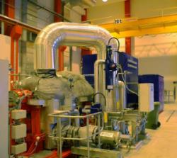 Industry process equipment turbine